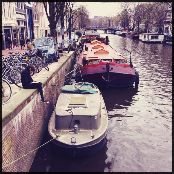 Amsterdam, (c) MMD 2014
