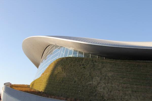 Aquatic Center, QE Olympic Park, London, (c) MMD 2014