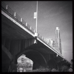 Congress Avenue Bridge, Austin TX (c) MMD